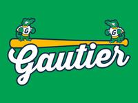 Gautier Green Summer Jersey Script