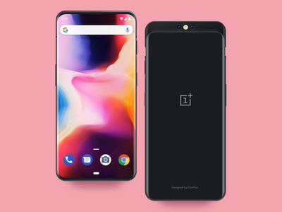 OnePlus 6t Concept findx find android concept bezeless notch bezel vivo oppo oneplus plus one