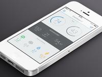 Printer App - Dashboard