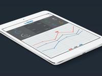 Printer App - iPad Dashboard