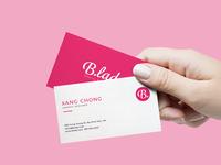 B.lady Namecard