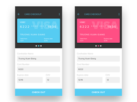 Daily UI #002 Check out