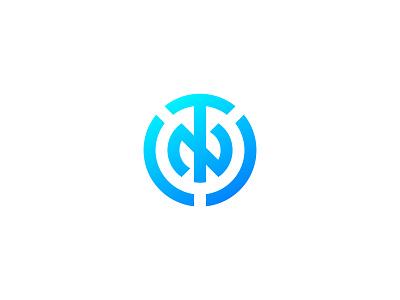 Trading Network coin logo coin bitcoin cryptocurrency