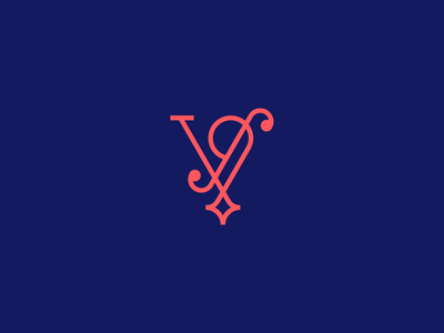 V visionary vision lettermark lettering visual design letter logo typography letter v vector logo design minimal concept logo flat
