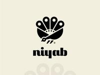 Niyab logo clothes brand