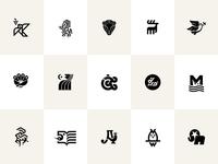 15 Animal logos