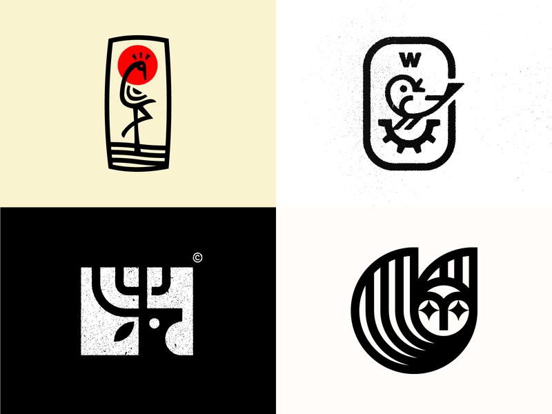 2018 logotype logoset 2018