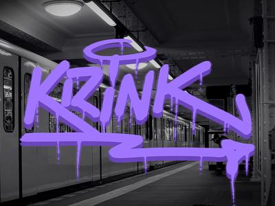 Krink Purple