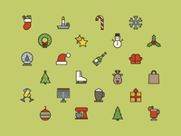 to [icon] holiday collections