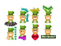 Irish Emoticons