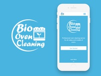 Bio Oven Cleaning App