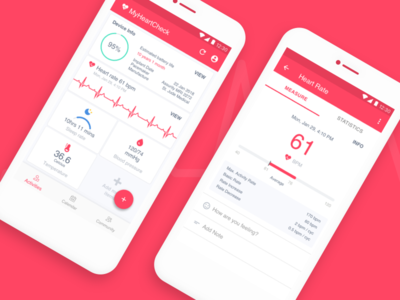 MyHeartCheck app case study pacemaker rate heart ux design experience user ux fevialmeida startupmydesign myheartcheck
