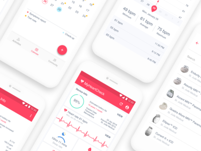 My Heart Check by Felipe Almeida case study pacemaker rate heart ux design experience user ux fevialmeida startupmydesign myheartcheck