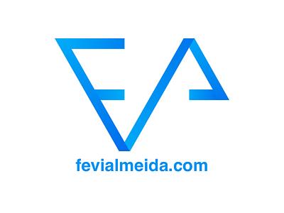 Fevialmeida Logo design logo felipe almeida startupmydesign fevial almeida felipe my heart check fevialmeida