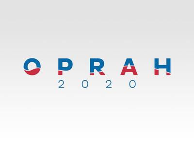 Oprah 2020 | Logo for fun