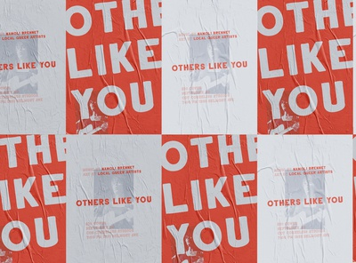 Others Like You Poster Design