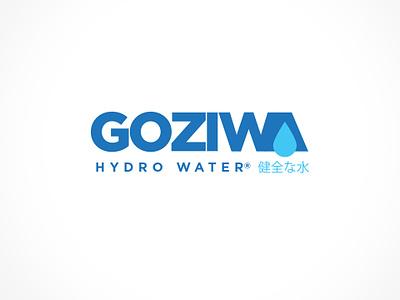 Goziwa logo hydro water