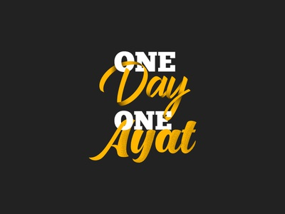 One Day One Ayat