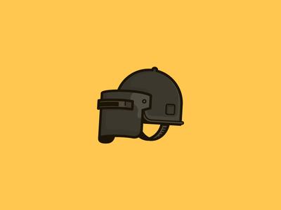 Helmet Level 3 in PUBG