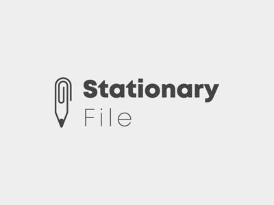 File Stationary Logo