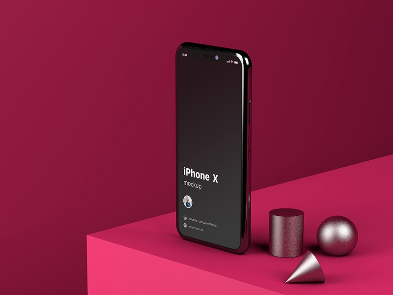 Abstract iPhoneX Mockup psd mockup device mockup iphone mockup mockup template mockup mockup psd user interface branding iphone