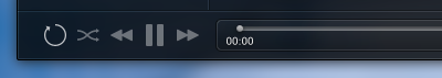 Music Player WIP wip timeline controls music player