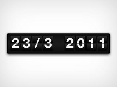 Countdown countdown date simple
