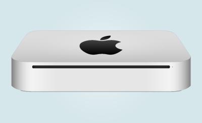 Mac Mini mac mini old vector ai