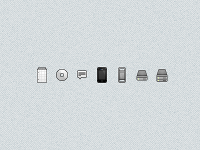 32px - Finished icon icons iphone hdd 32 px