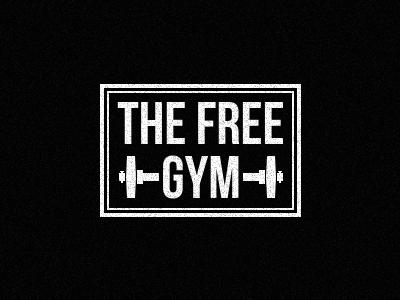 The Free Gym free gym logo the free gym idk what im doing