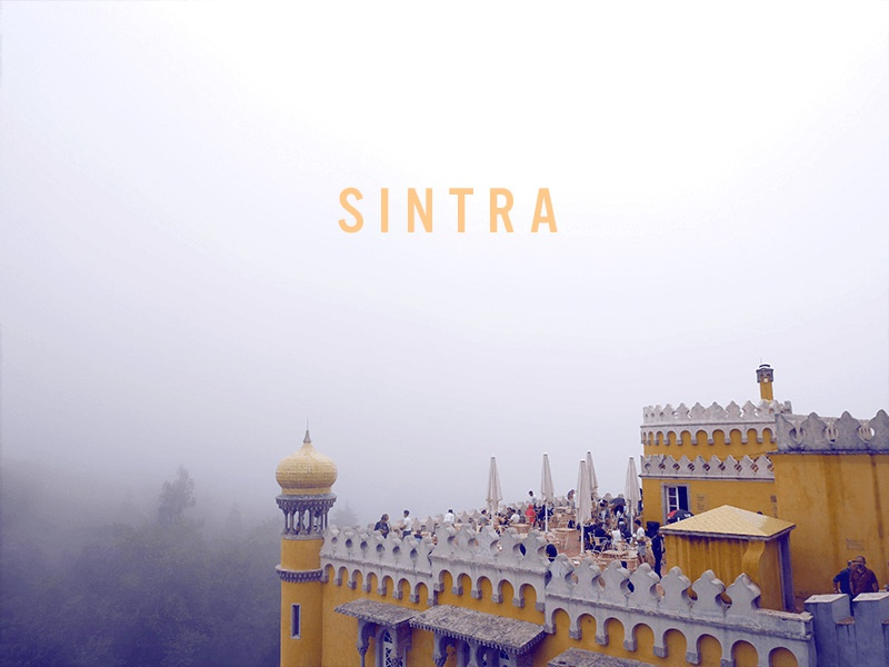 Sintra places travel