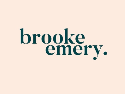 Brooke Emery Logo