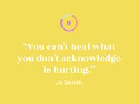 Jo Saxton quote
