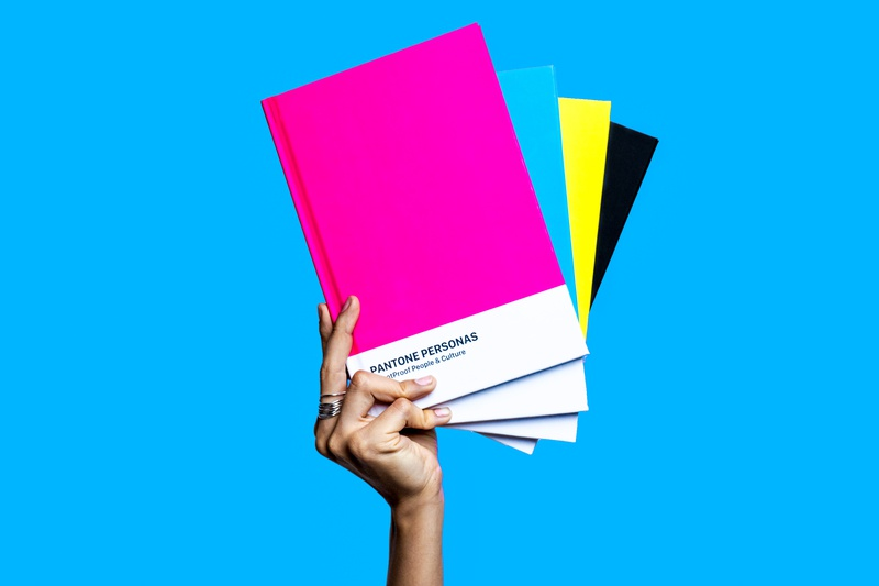ShootProof Culture Book publication hexadecimal cmyk friends family photo atlanta personas culture yellow black magenta cyan hands colors pantone photography