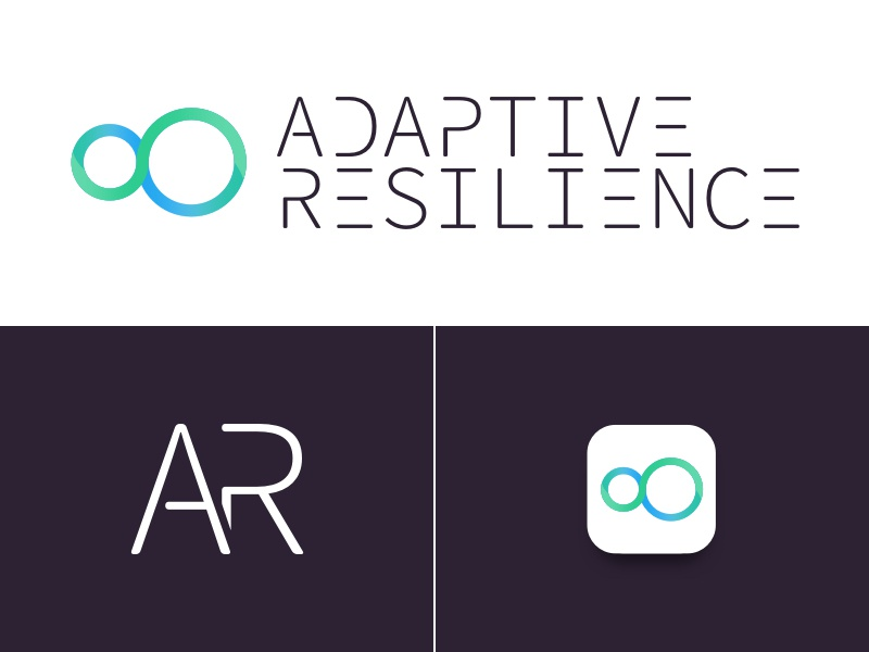 Adaptive Resilience Logo by Jared Pendergraft on Dribbble
