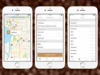 ☕ Coffee Ordering App Concept ☕