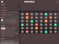 Infretible UI