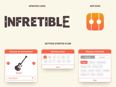 Infretible Updated Elements infretible