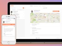 OTTO Provider Search & Messaging