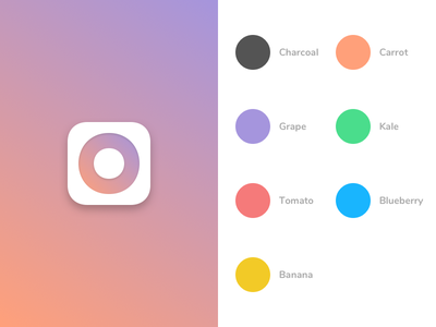 OTTO App Icon & Color Palette otto