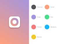 OTTO App Icon & Color Palette