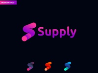 Modern Logo design for supply