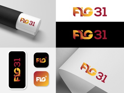 FIG 31 Logo Design Project visual identity visual ui rebrand illustration