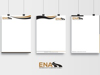 Logo and Letterhead Project for Fiverr only for $30