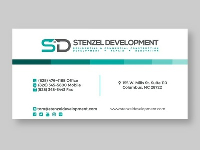 Real Estate Client Responsive Email Signature Design by
