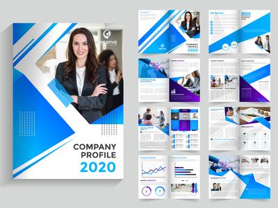 Brochure Design Template Print Design