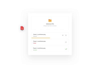 File Upload Concept