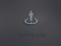 Near Me Location Icon