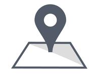 Simple location icon