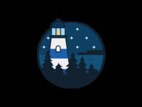 Lighthouse Doodle v2